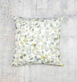 Kreatelier Ada Kingfisher Pillow 17 x 17in
