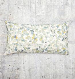 Kreatelier Ada Kingfisher Pillow 12 x 22in