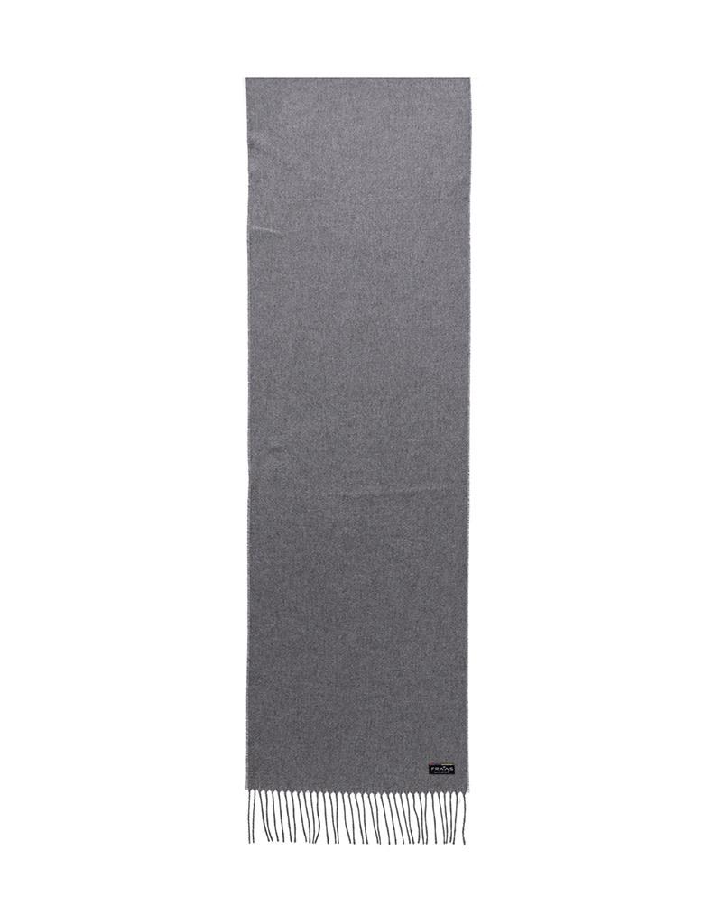 Fraas Scarf Solid Cashmink Mid Grey