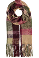 Fraas Scarf Colorblock Green