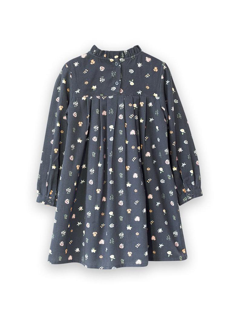 Beetworld Myrtle Dress Dark Navy Floral