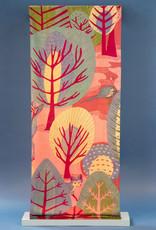 Powder Design Print Scarf Scandi Forest Candy Mix