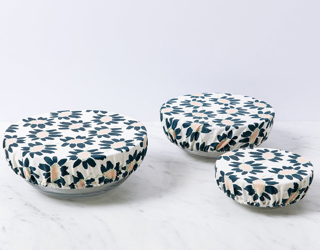 Rockflowerpaper Cotton Dish Cover Callie
