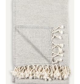 Pokoloko Throw Blanket Sophia London