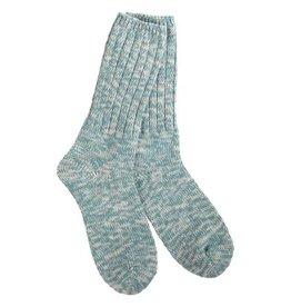 Crescent Sock Company Ragg Crew Socks Sage