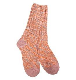 Crescent Sock Company Ragg Crew Socks Tranquility