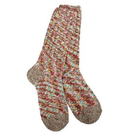 Crescent Sock Company Ragg Crew Socks Carousel