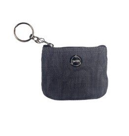 Helping Hand Partners Change Purse Charcoal