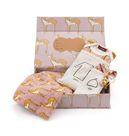 Milkbarn Keepsake Set in Rose Doe