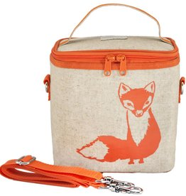 So Young Small Cooler Bag Orange Fox