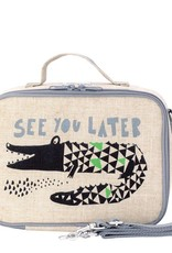 So Young Lunch Box Wee Gallery Alligator