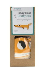 Pippablue Easy Sew Crafty Fox Kit