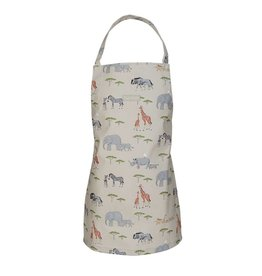 Sophie Allport Child Apron Safari in Kids