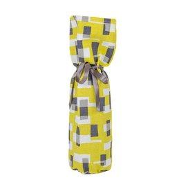 Kreatelier Bottle Gift Bag Mod Green