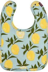 Milkbarn Organic Traditional Bib Lemon
