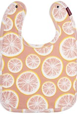 Milkbarn Bib in Grapefruit
