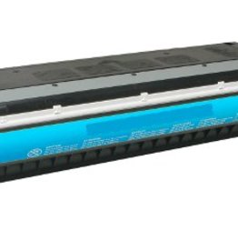 For HP 654A Cyan