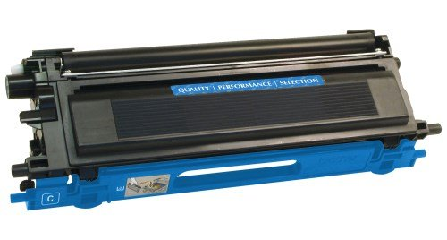 For Brother TN-115 Cyan High Yield