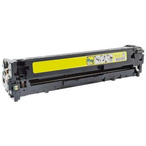 For HP 128A Yellow