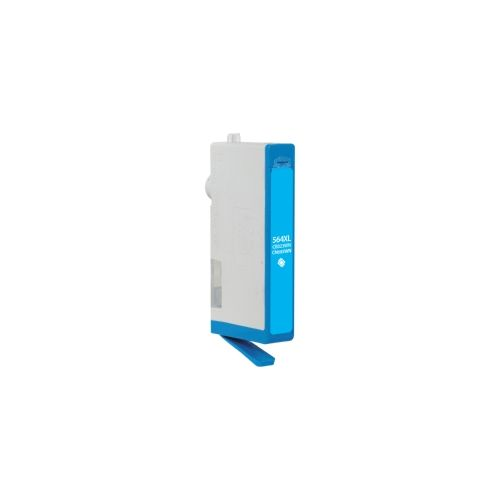 For HP 564 XL Cyan