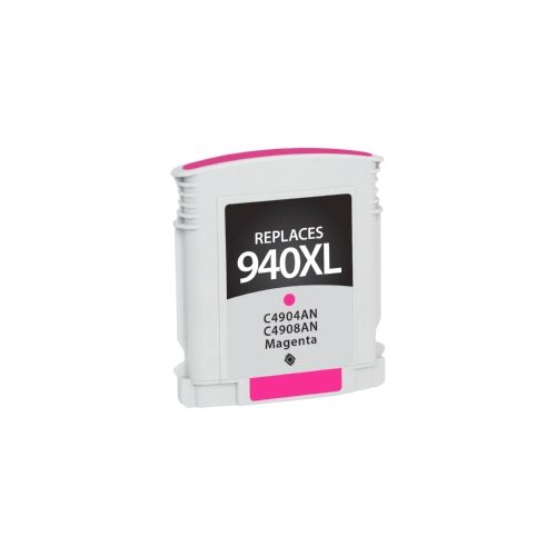 For HP 940 XL Magenta