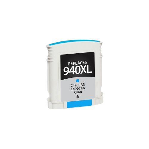 For HP 940 XL Cyan