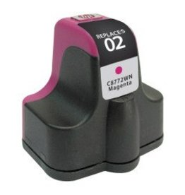 For HP 02 Magenta