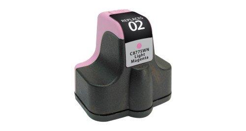 For HP 02 Light Magenta