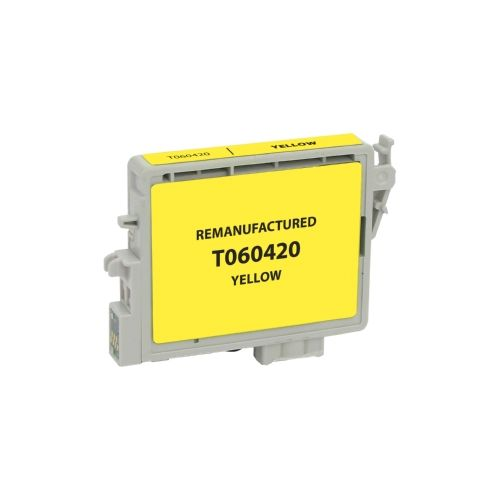 For Epson 60 - T0604 Yello