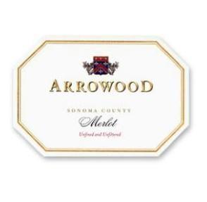 ARROWOOD MERLOT 1996 750ML