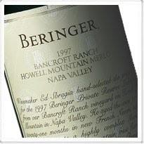 BERINGER HOWELL MOUNTAIN MERLOT 1997 750ML