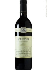 BERINGER PRIVATE RESERVE CABERNET SAUVIGNON 1998 750ML