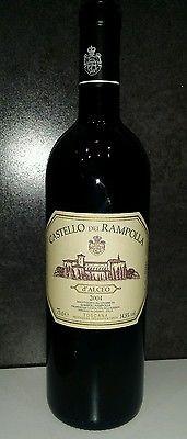 CASTELLO RAMPOLLA D'ALCEO 2004 750ML