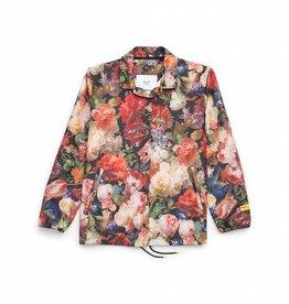 HERSCHEL Coach Jacket Floral Womens