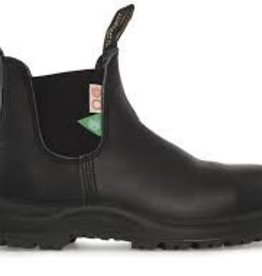 BLUNDSTONE 163 Steel Toe Black