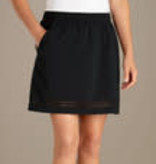Toad & Co Sunkissed Skort Black L Women