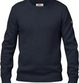 FJALL RAVEN Fjall Raven Ovik Crew Knit Sweater Mens
