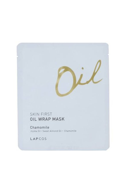 Chamomile Oil Wrap Mask