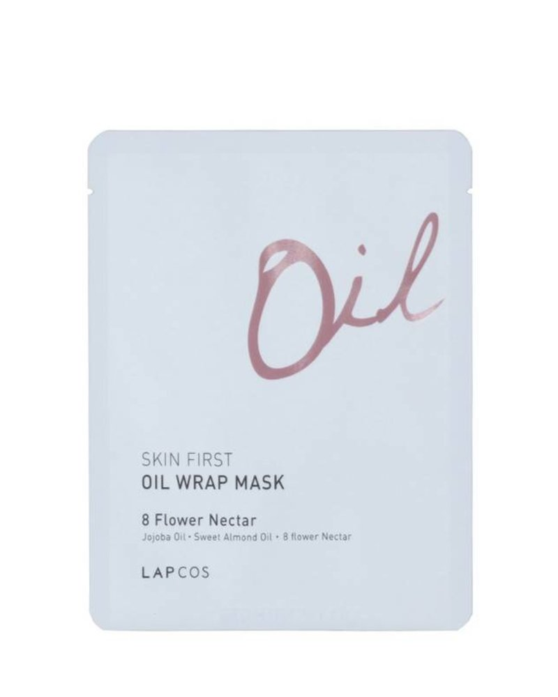 Flower Nectar Oil Wrap Mask