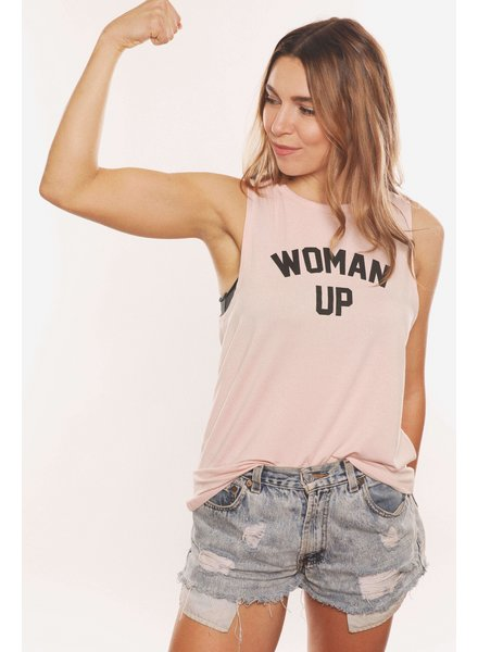 Woman Up Tank Top