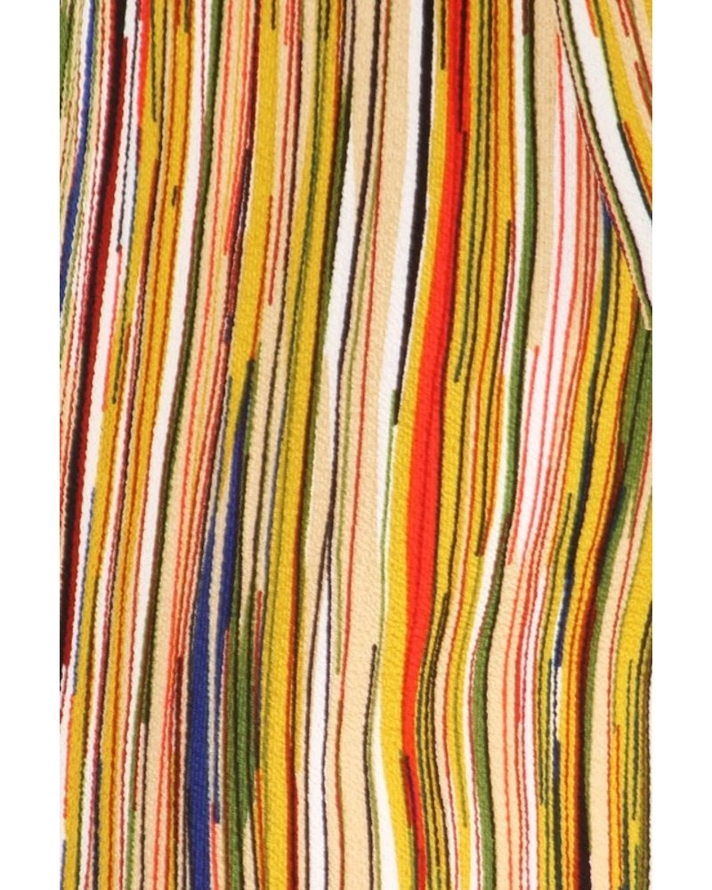 53502ST Striped Halter Set