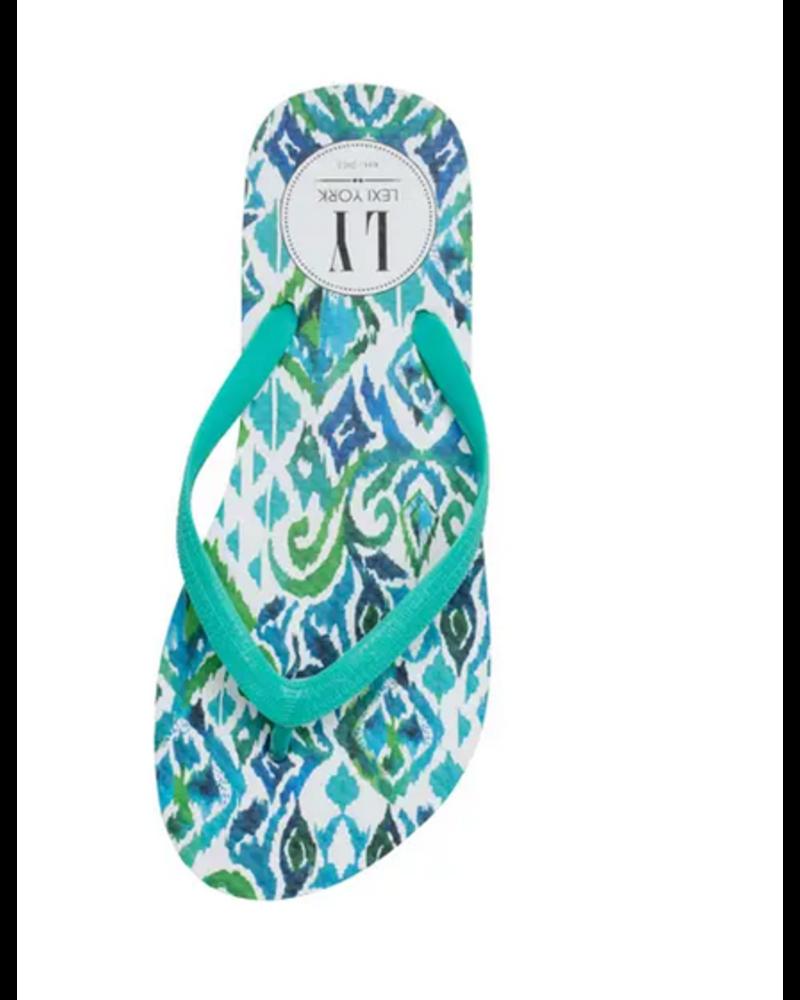 Tribal Flip Flop