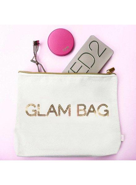 Sweet Water Decor Glam Bag Makeup Bag