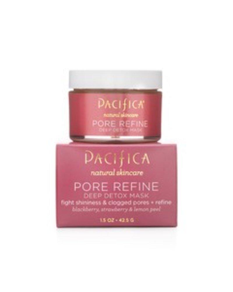 Pacifica Pore Refine Deep Detox Face Mask 1.5 oz