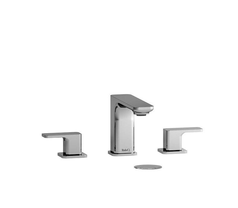 Riobel - Equinox - 8'' lavatory faucet - EQ08C