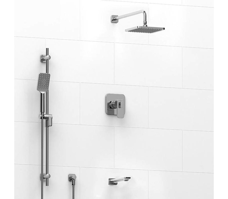 Riobel - Equinox - Shower System - KIT#1345EQ
