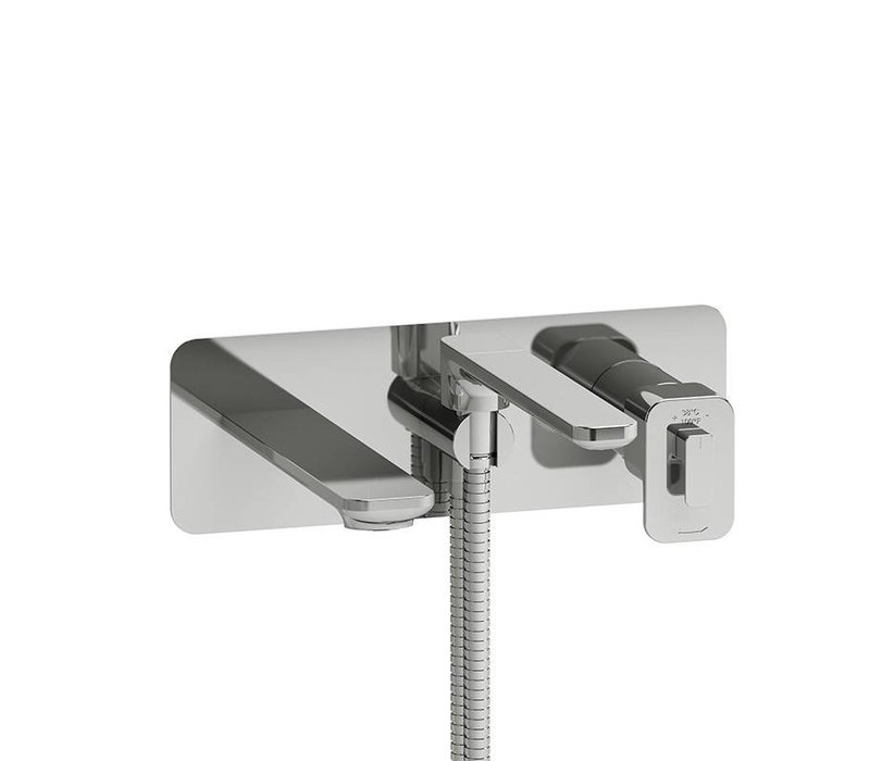 Riobel - Equinox - Wall-mount Tub Filler - EQ21