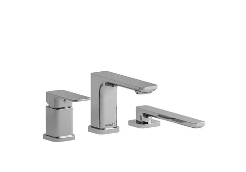 Riobel Riobel - Equinox - 3-Piece Deckmount Tub Filler - EQ16