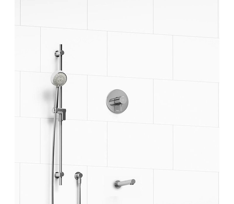 Riobel - Pallace - Shower System - KIT#1223PATM