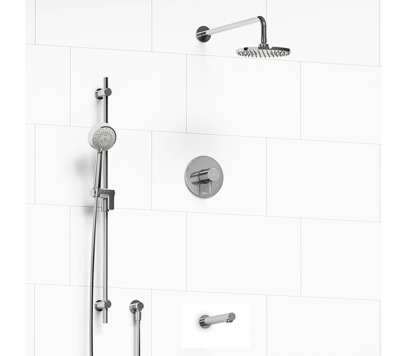 Riobel - Pallace - Shower System - KIT#1345PATM